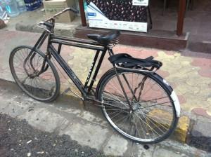 vélo bombay